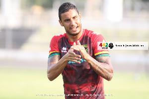 Brazil international, Michael Vinicius Silva de Morais