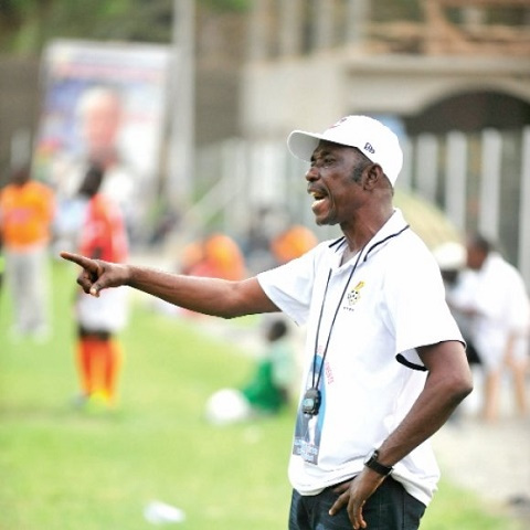 J.E Sarpong believes Kwesi Appiah needs time to get the Black Stars to the highest level