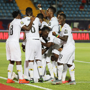 Partey and Kudus scored the goals for Ghana