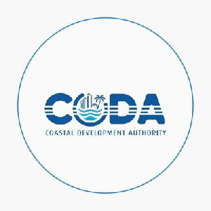 Logo of the Coastal Development Authority (CODA)