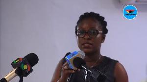 Jacqueline Avotri, Head of Public affairs at EOCO