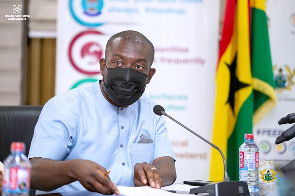 Coronavirus: We did unprecedented borrowing to save economy – Oppong Nkrumah