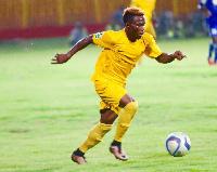 Al Merreikh attacking midfielder Augustine Okrah