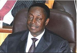 Dr Kwabena Duffour   UniBank