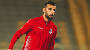 Reda Jaadi is among five players ruled out of the game due to injury