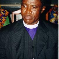 Reverend Jonas Kwame Cosmos Kumah Tengey