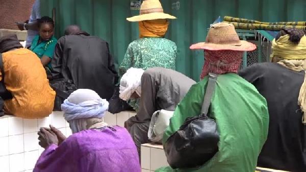 20 Nigeriens arrested in Ghana amid coronavirus fears