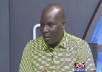 Head of Banking Supervision at the Bank of Ghana, Osei Gyasi