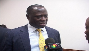 Emmanuel Armah Kofi Buah Was A Minister Of Petroleum And Energy In The Erstwhile Government
