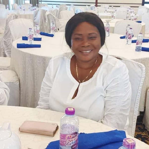 Let\'s surge on with unity to support President Akufo-Addo - Serwaa Akoto