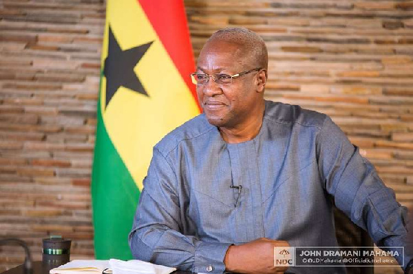 Akyem Ayirebi chiefs and elders declare support for Mahama
