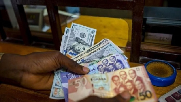 Here is the closing performance of the cedi against major foreign currencies