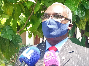 Dr Kodjo Esseim Mensah Abrampa