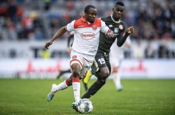 Fortuna Dusseldorf coach confirms Bernard Tekpetey\'s absence in SC Paderborn clash