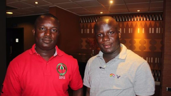 Father of Jinapors opens up about his NPP, NDC sons; gives credit to his wife