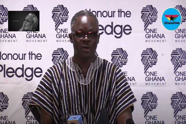 OSP\'s report on Agyapa deal has been turned into political football - Samson Lardy