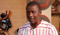 Edward Mensah Akpakudi, National Chairman, Ghana Mortuary Workers Association