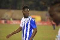 Black Stars midfielder Winful Cobbinah