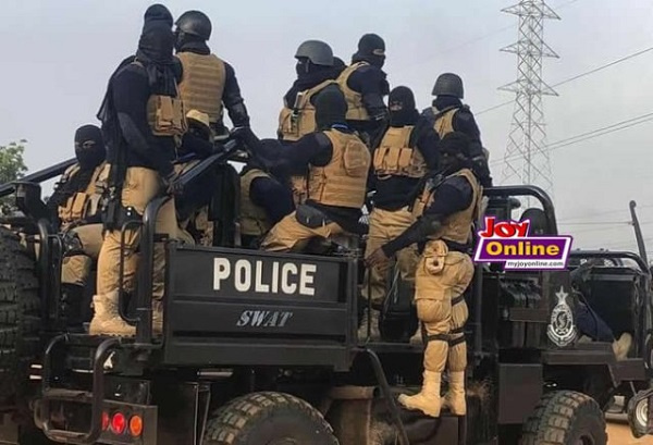 Police storm Okuapeman and Mt. Sinai Schools as students clash again