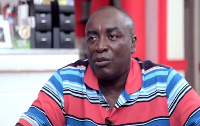 Suspended General Secretary, Kwabena Agyei Agyapong