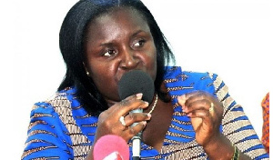 Executive Director of Ghana Integrity Initiative (GII), Linda Ofori-Kwafo