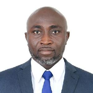 General Secretary of the GFA, Prosper Harrison Addo