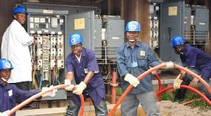 US Embassy in Ghana is alleging the ECG hasn't billed them for two years for power consumed.