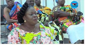 Bono Regional Minister, Evelyn Ama Kumi Richardson