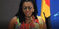 Ursula Owusu-Ekufful, Communications Minister