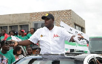 Sam George, Ningo-Prampram MP