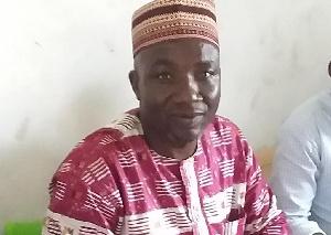 Abu Kamara, was an NPP Parliamentary candidate in the Yapei-Kusawgu Constituency