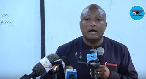 MP for North Tongu, Samuel Okudzeto Ablakwa