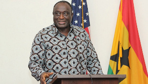 Minister of Trade and Industry, Mr Alan Kyerematen was the special guest