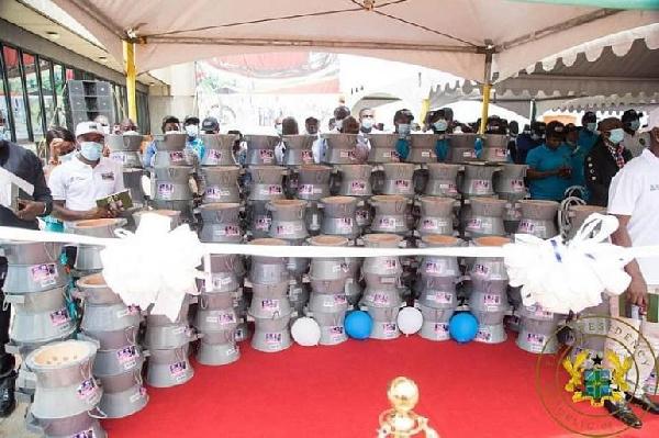 I was saddened and shocked - Muntaka reacts to Akufo-Addo commissioning of 'coal pot' 2