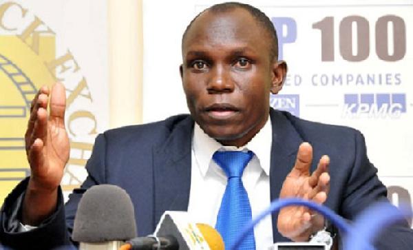 DSE chief executive Moremi Marwa
