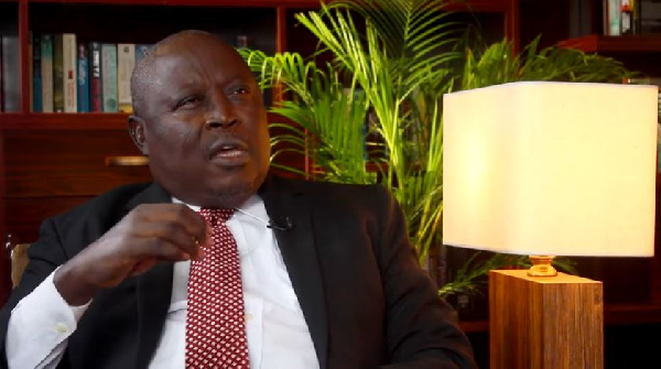 Martin Amidu is not ready to work in Ghana - Dr Amakye