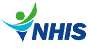 The National Health Insurance Scheme (NHIS) logo.