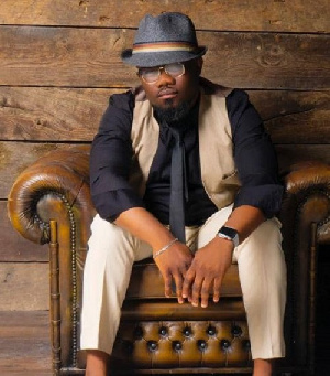 Gospel artiste Martin Fei