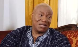 Prof Joshua Alabi