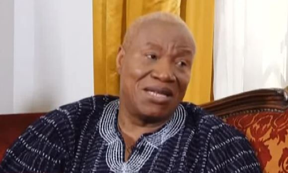 Prof. Joshua Alabi, NDC flagbearer hopeful