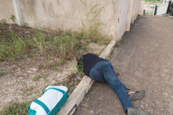 Man dies after escaping from COVID-19 Centre in Sekondi