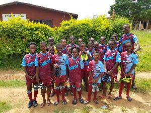 U15 Girls ECNL Team