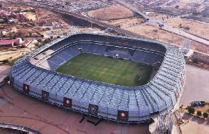 Orlando Stadium in Johannesburg