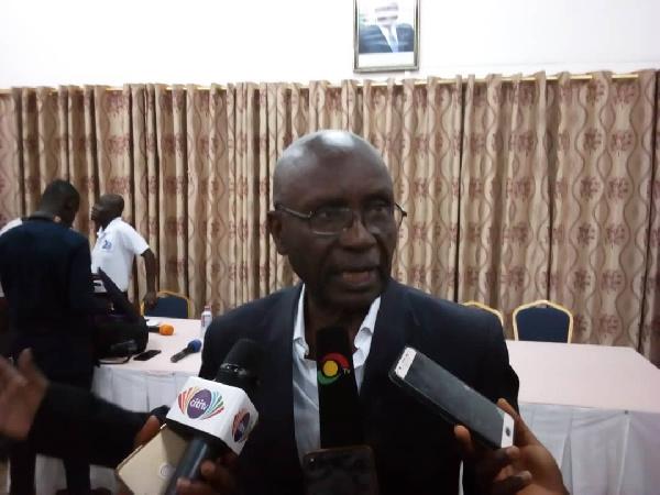 Andrew Quayson, Chairman of Energy Foundation Ghana