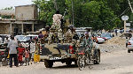 Nigerian insurgents take northeast government stronghold of Dikwa