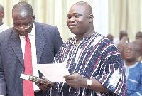 Amidu Chinnia Issahaku, Acting Upper West Regional Minister