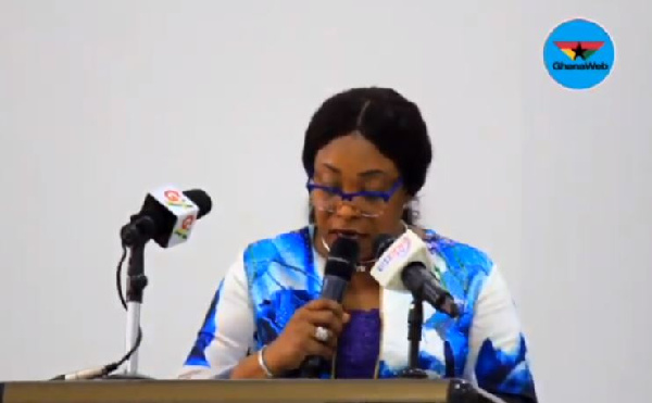 Ghana is working hard to protect children – Foreign Affairs Minister