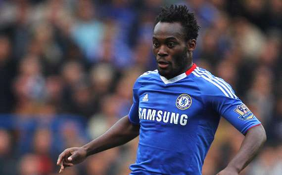 Essien, Yaya Toure feature in combined Chelsea - Man City African XI