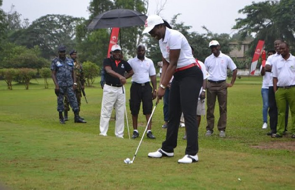 File Photo: Golf Competition
