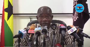COP Ken Yeboah, CID boss